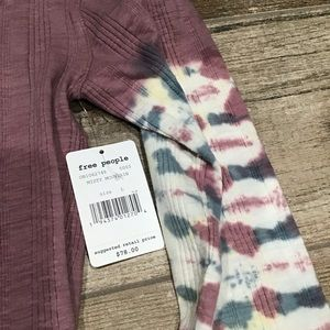 Free People Tops - Free People | Long Sleeve Tie Dye Misty Mountain